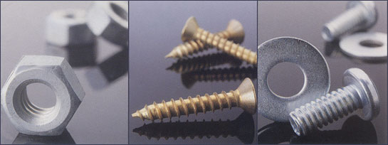 Picture of fasteners